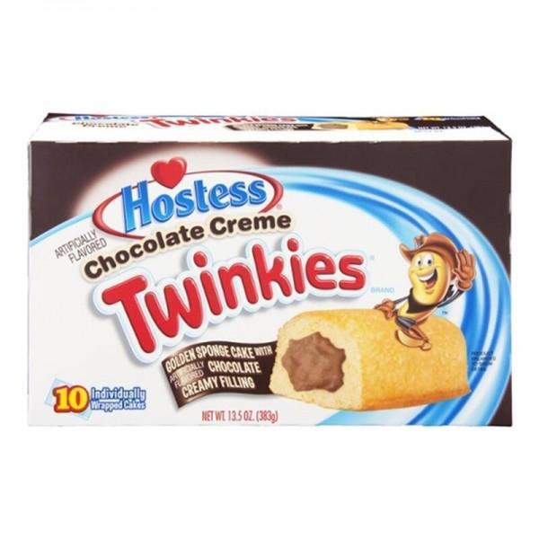 Hostess Twinkies - Chocolate Creme