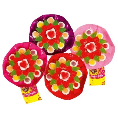 Look-O-Look Flower Candy - 145g