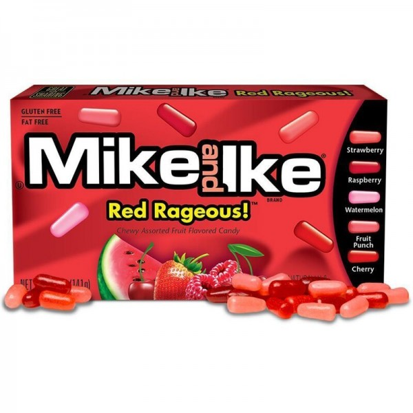 Mike and Ike - Red Rageous