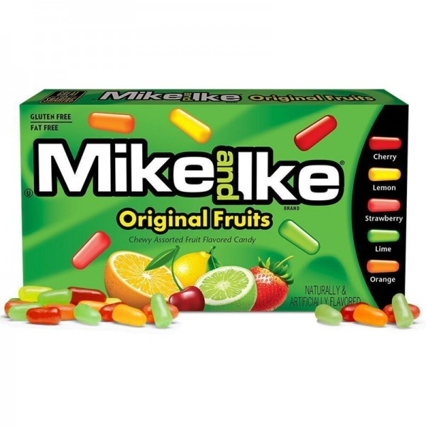 Mike and Ike - Original Fruits