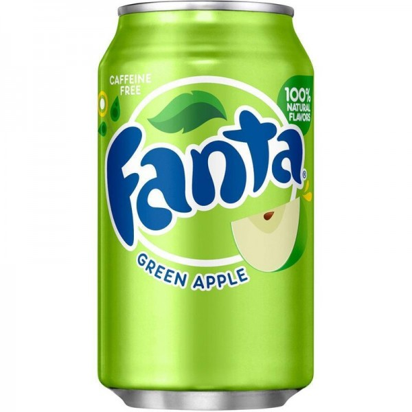 Fanta - Green Apple