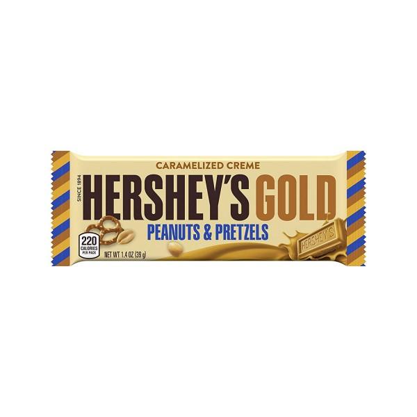 Hershey's Gold - Peanuts & Pretzels