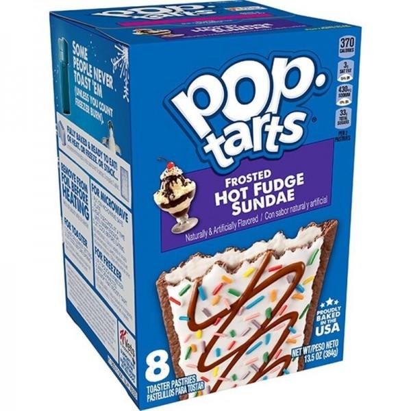 Kellogg's Pop-Tarts Frosted Hot Fudge Sundae