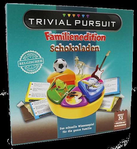 Trivial Pursuit Schokoladenspiel