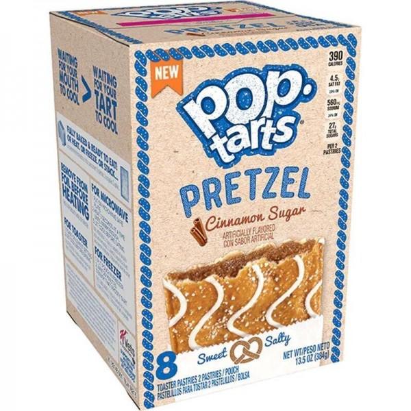 Kellogg's Pop-Tarts Pretzel Cinnamon Sugar