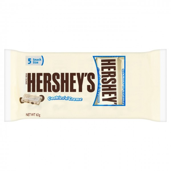 Hershey's Cookies'n'Creme Snake Size