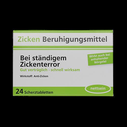 Zicken Beruhigungsmittel - Bei ständigem Zickenterror