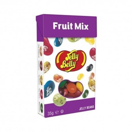 Jelly Belly Fruit Flip Top Box