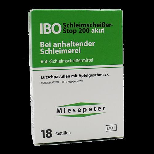 IBO Schleimscheißer-Stop 200 akut