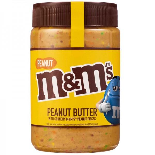 M&M´s - Peanut Butter Brotaufstrich