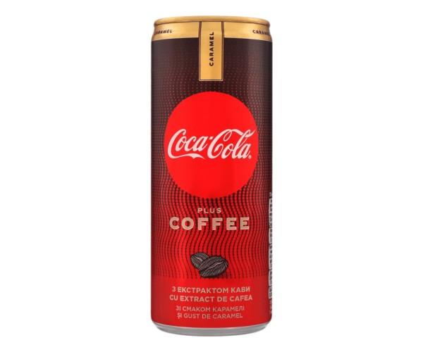 Coca Cola Coffee Caramel