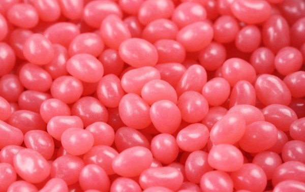 Jelly Belly Beans Pink Grapefruit