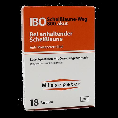 IBO Scheißlaune-Weg 800 akut