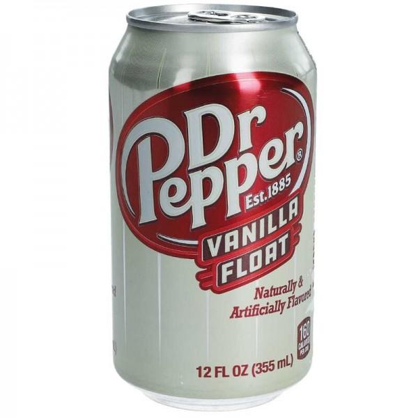 Dr Pepper - Vanilla Float