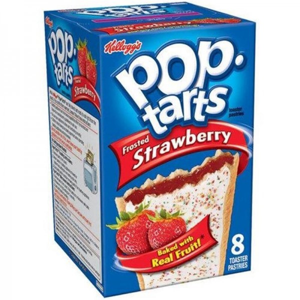 Pop Tart´s Strawberry