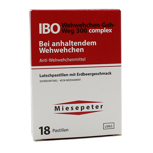 IBO Wehwehchen-Geh-Weg 300 complex