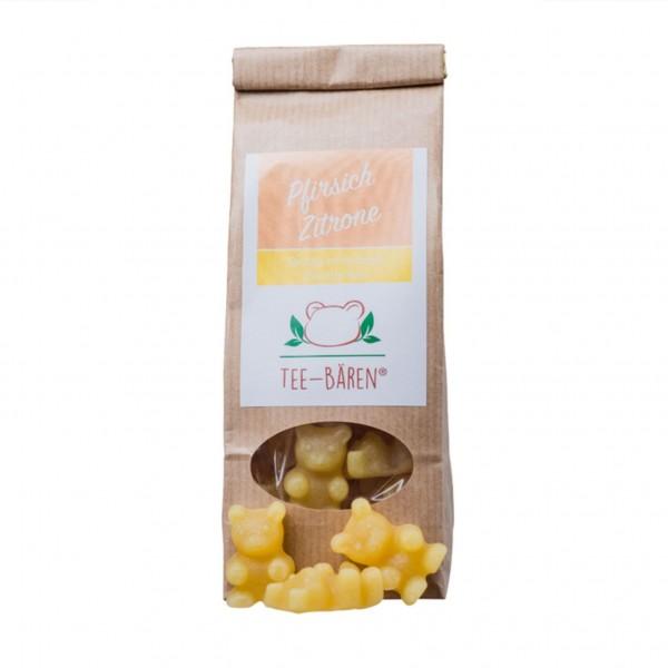 Tee-Bären Pfirsich Zitrone 100g