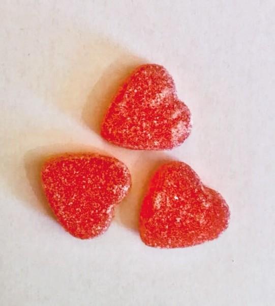 Love Hearts sauer (175 g)
