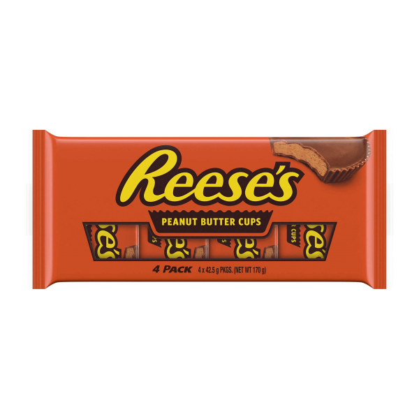 Reeses 4-Butter Cup Multipack