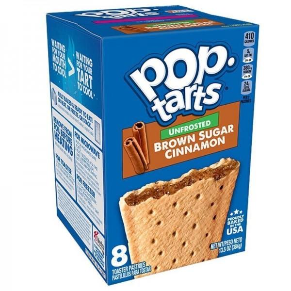 Kellogg's Pop-Tarts Unfrosted Brown Sugar Cinnamon