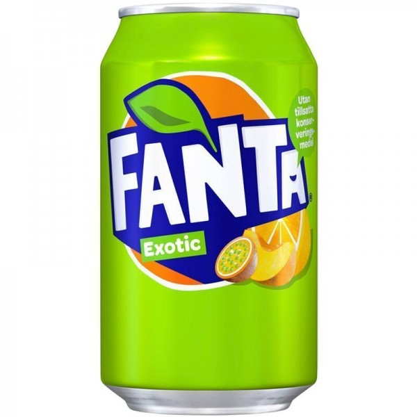 Fanta - Exotic