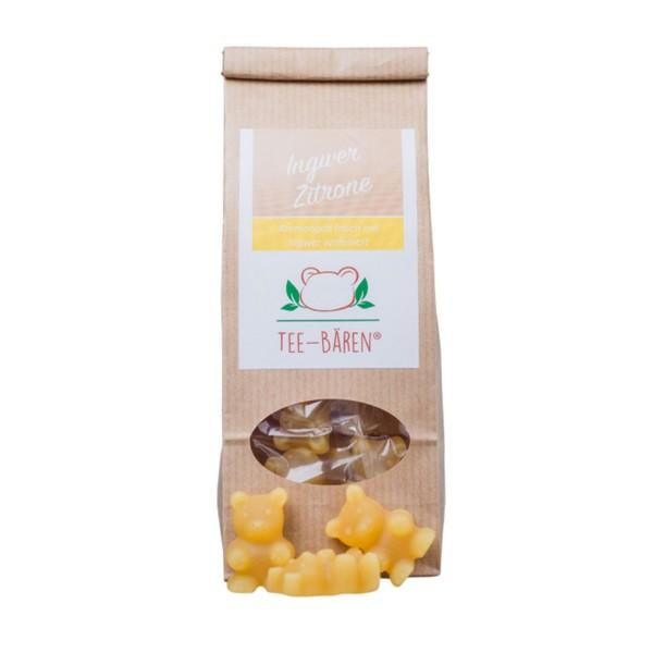 Tee-Bären Ingwer Zitrone 100g
