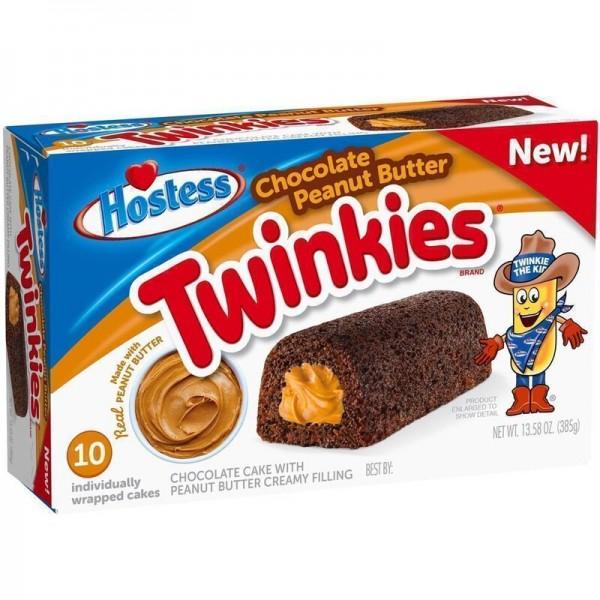 Hostess Twinkies - Chocolate Peanut Butter