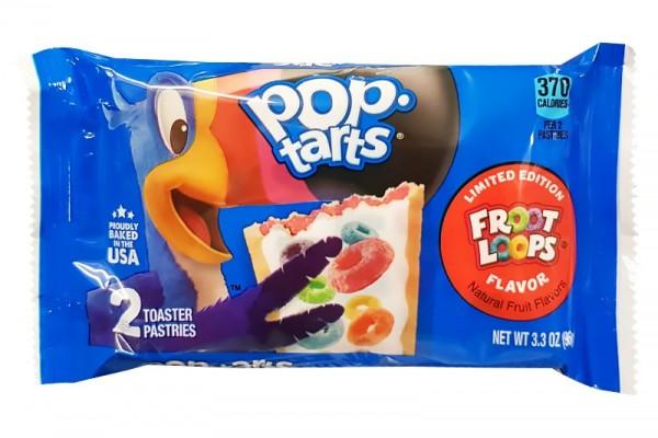 Kellogg's Pop-Tarts Froot Loops 2 Toasters