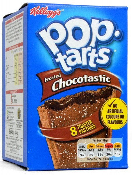 Kellogg's Pop-Tarts Frosted Chocotastic