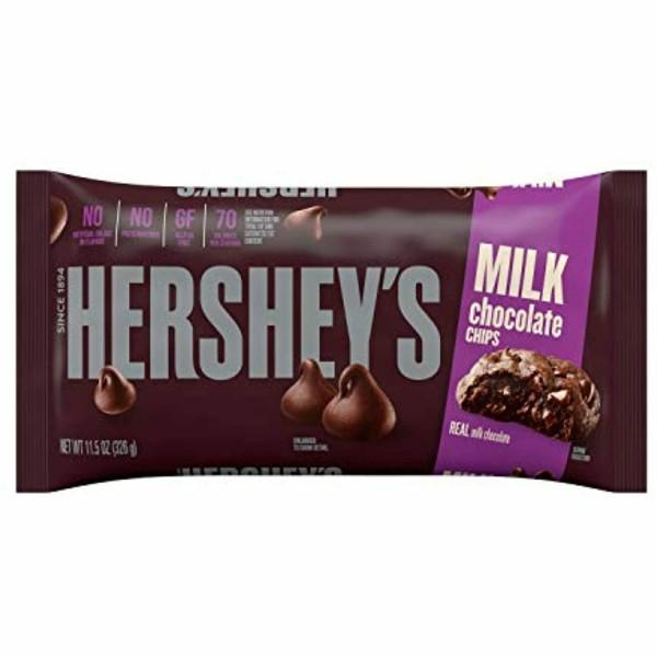 Hersheys Milk Chocolate Chips