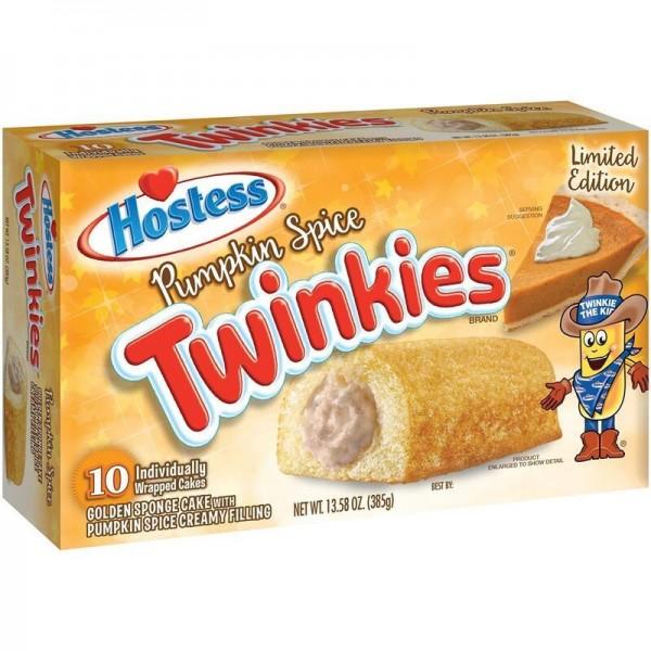 Hostess Twinkies - Pumpkin Spice