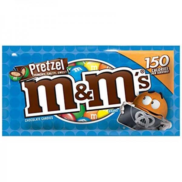 M&M's - Pretzel