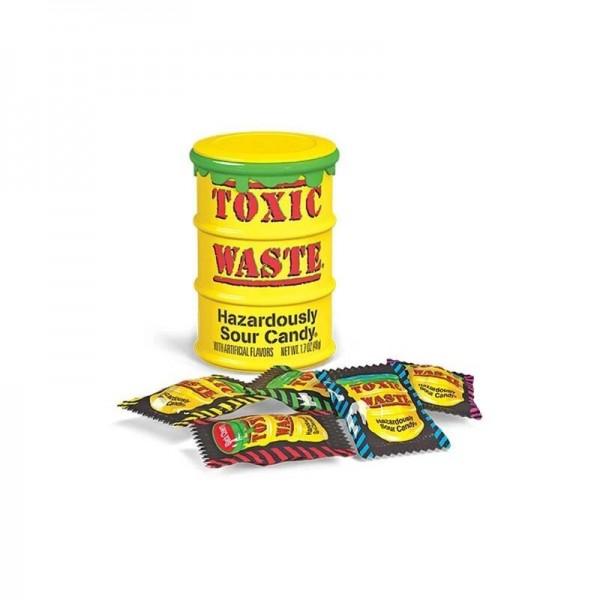 Toxic Waste - Hazardously Sour Candy