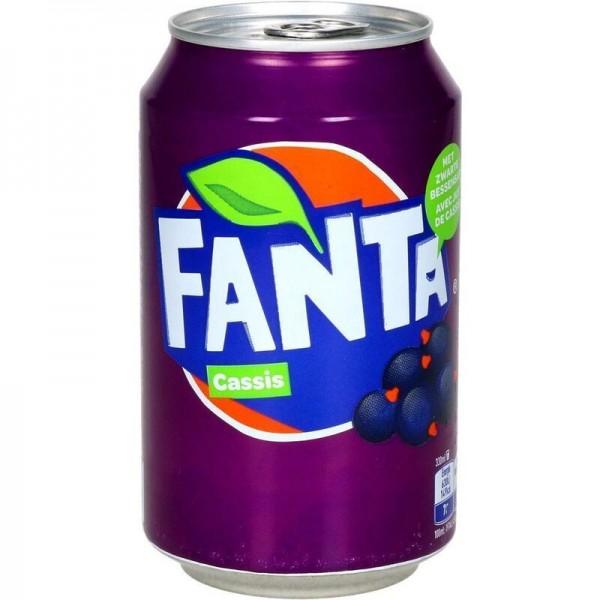 Fanta - Cassis