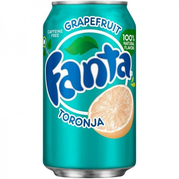 Fanta - Grapefruit