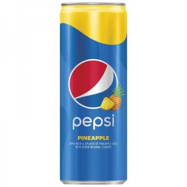 Pepsi - Pineapple