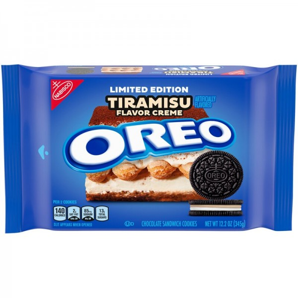 Oreo - Tiramisu - Limited Edition