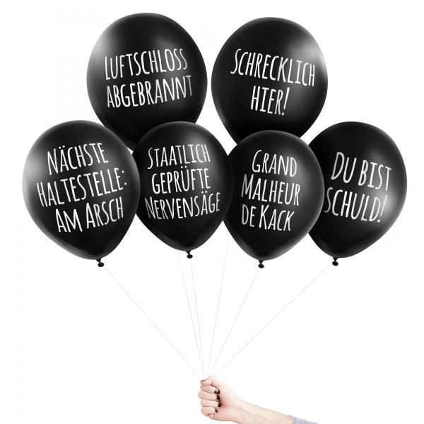 Anti-Ballons - Hier erwischt es jeden