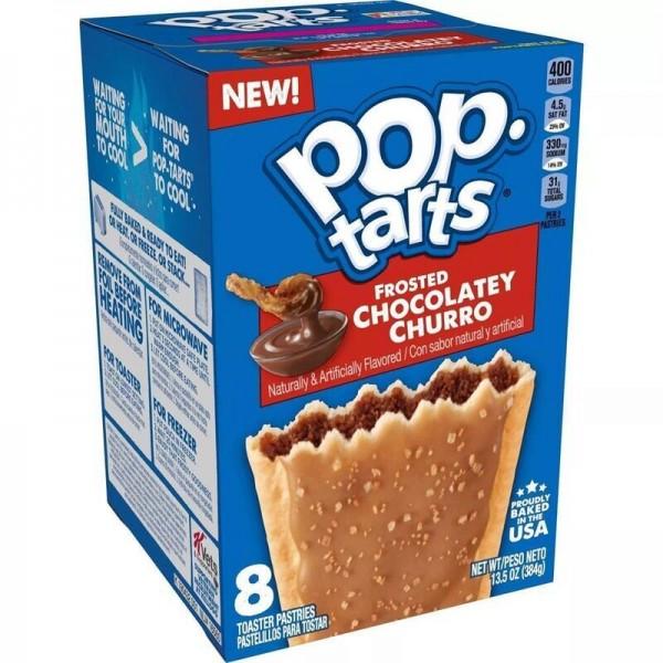 Kellogg's Pop-Tarts Frosted Chocolatey Churro