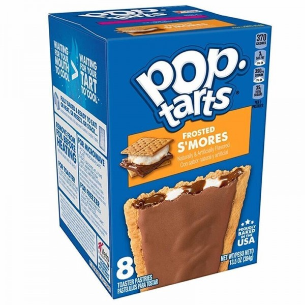 Kellogg's Pop-Tarts Frosted Smores
