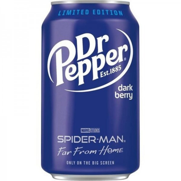 Dr Pepper - Dark Berry - Limited Edition