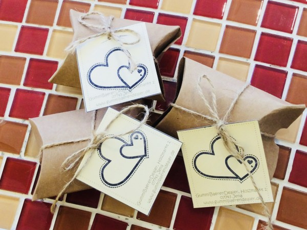 Mini-Geschenkbox