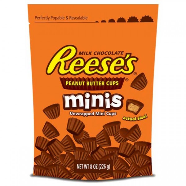 Reeses - Peanut Butter Cups Minis